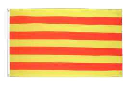Catalonia - 3x5 ft Flag