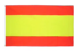 Spain without crest Flag - 3x5 ft