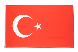 Turkey - 3x5 ft Flag
