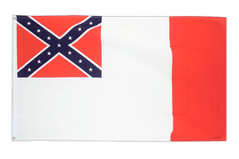 3rd Confederate Flag - 3x5 ft
