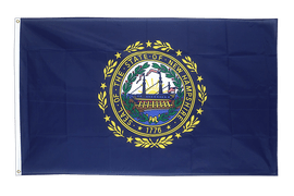New Hampshire - 3x5 ft Flag