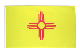 New Mexiko Flag - 3x5 ft