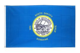 South Dakota - Flagge 90 x 150 cm kaufen