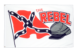 USA Southern United States The Rebel - 3x5 ft Flag