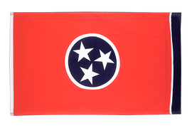 Tennessee - Flagge 90 x 150 cm