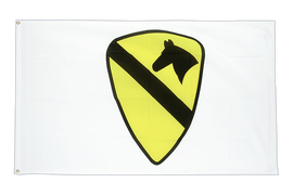 USA US Airborne 1st Cavalry - Flagge 90 x 150 cm