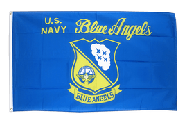 USA US Navy Blue Angels - Flagge 90 x 150 cm