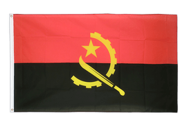 Cheap Angola Flag - 2x3 ft