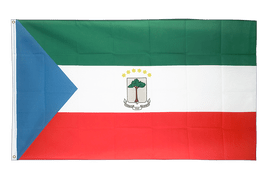 Equatorial Guinea - 2x3 ft Flag
