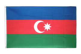 Azerbaijan - 2x3 ft Flag