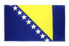 Bosnia-Herzegovina - 2x3 ft Flag