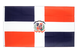 Dominican Republic - 2x3 ft Flag