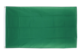 Green - 2x3 ft Flag