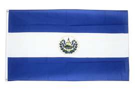 El Salvador - 2x3 ft Flag