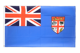Cheap Flag Fiji - 2x3 ft