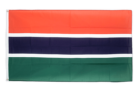 Cheap Gambia Flag - 2x3 ft