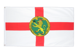 Alderney - 2x3 ft Flag