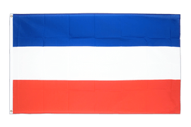 Yugoslavia old - 2x3 ft Flag