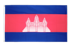 Cheap Cambodia Flag - 2x3 ft