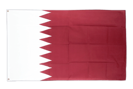 Qatar - 2x3 ft Flag