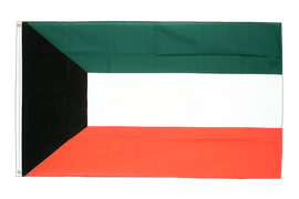 Kuwait - 2x3 ft Flag