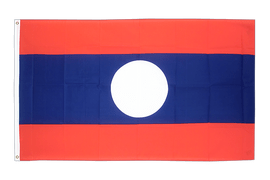Laos - 2x3 ft Flag