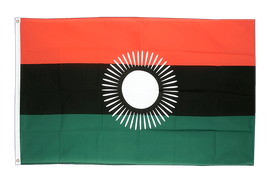 Malawi new - 2x3 ft Flag