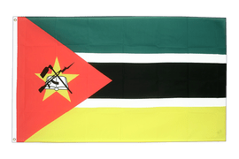 Mozambique - 2x3 ft Flag