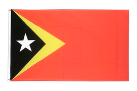 East Timor - 2x3 ft Flag