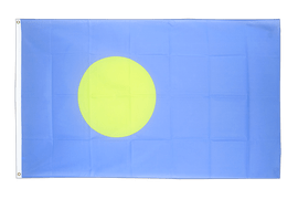 Cheap Flag Palau - 2x3 ft