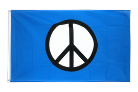 Peace CND - 2x3 ft Flag