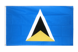 Saint Lucia - 2x3 ft Flag