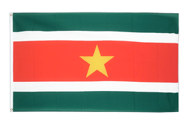 Suriname - 2x3 ft Flag
