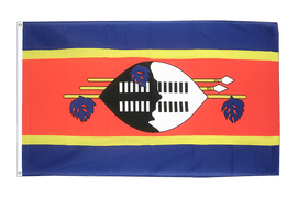 Swaziland - 2x3 ft Flag
