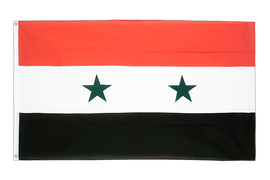 Syria - 2x3 ft Flag