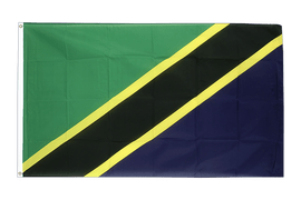 Cheap Tanzania Flag - 2x3 ft
