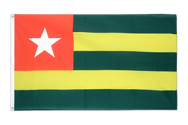 Cheap Togo Flag - 2x3 ft