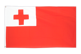 Cheap Flag Tonga - 2x3 ft