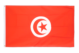 Cheap Flag Tunisia - 2x3 ft