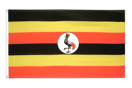 Cheap Uganda Flag - 2x3 ft