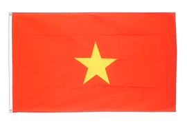 Vietnam - 2x3 ft Flag