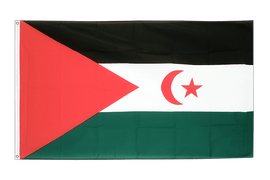 Western Sahara - 2x3 ft Flag