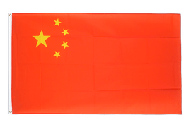 China - 5x8 ft Flag