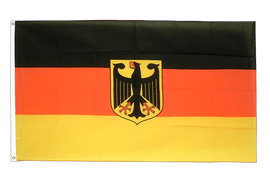 Large Germany Dienstflagge Flag - 5x8 ft