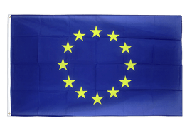 Large Flag European Union EU - 5x8 ft