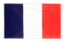 Large France Flag - 5x8 ft