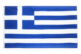 Large Greece Flag - 5x8 ft