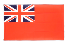 Large Flag Red Ensign - 5x8 ft