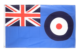 Large Flag Royal Airforce - 5x8 ft