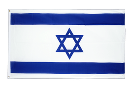 Large Israel Flag - 5x8 ft